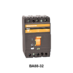 Автоматический выключатель ВА88-32 3Р 125А 25кА TDM - фото 3961