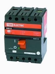 Автоматический выключатель ВА88-33 3Р 125А 35кА TDM - фото 4838