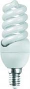 Лампа энергосберег. Camelion LH 15Вт Е14 FS T2-M/827(2700K)