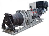Лебедка тяговая бензиновая ЛТБ-5 (для работ по монтажу ЛЭП