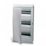 Щиток встраиваемый(бел.дверь) IP41 ABB 36 модулей Unibox