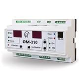 Реле ограничения мощности ОМ-310 Новатек-Электро