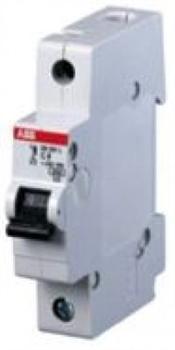 Авт.выкл. ABB SH201L C10 1-полюсный - фото 4106