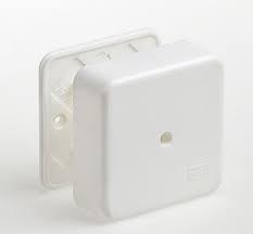 Коробка универсальная для кабель-каналов 65005  80х80х25мм.    IP20 - фото 4562