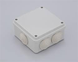 Коробка распред.наружная 67050  100х100х50   IP54 - фото 4567