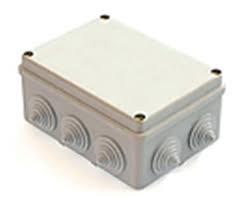 Коробка распред.наружная 67053  150х110х70   IP55 - фото 4568