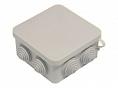 Коробка распред.наружная КР2603   80х80х40   IP55 - фото 4606