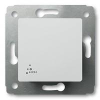 Выключатель 1-клавишный IP 44 16А (Белый) Legrand Cariva 773609 - фото 5181