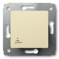 Выключатель 1-клавишный IP 44 16А (слон.кость) Legrand Cariva 773709 - фото 5183