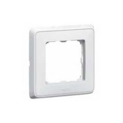 Рамка 1 пост (Белая) Legrand Cariva 773660 - фото 5240