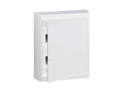 Щиток накладной(бел.дверь) IP40 Legrand Nedbox 24(+2) модулей 601237 - фото 5395