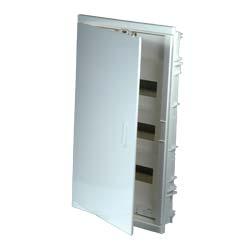 Щиток накладной(бел.дверь) IP40 Legrand Nedbox 36(+3) модулей 601238 - фото 5396