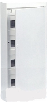 Щиток накладной(бел.дверь) IP40 Legrand Nedbox 48(+4) модулей 601239 - фото 5397