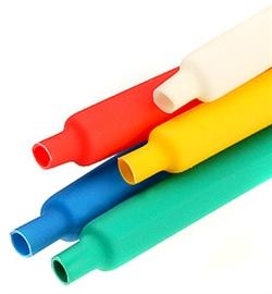 Термоусаживаемая трубка(цветная)ТУТ-4/2 - фото 5438