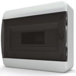 Щиток накладной(черн.дверь) IP40 TEKFOR 12 модулей BNK - фото 5471
