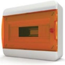 Щиток накладной(оранж.дверь) IP40 TEKFOR 12 модулей BNO - фото 5477
