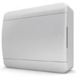 Щиток накладной(матов.дверь) IP40 TEKFOR 12 модулей BNN - фото 5481