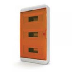 Щиток накладной(оранж.дверь) IP40 TEKFOR 36 модулей BNO - фото 5492