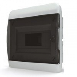 Щиток встраиваемый(черн.дверь) IP40 TEKFOR 8 модулей BVK - фото 5511