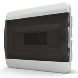 Щиток встраиваемый(черн.дверь) IP40 TEKFOR 12 модулей BVK - фото 5520