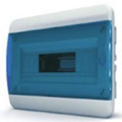 Щиток встраиваемый(син.дверь) IP40 TEKFOR 12 модулей BVS - фото 5523