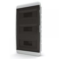 Щиток встраиваемый(черн.дверь) IP40 TEKFOR 36 модулей BVK - фото 5531