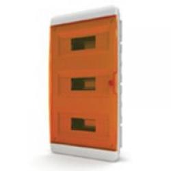 Щиток встраиваемый(оранж.дверь) IP40 TEKFOR 36 модулей BVO - фото 5533