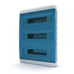 Щиток встраиваемый(син.дверь) IP40 TEKFOR 54 модуля BVS - фото 5542