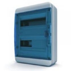 Щиток накладной герметич.(син.дверь) IP65 TEKFOR 24 модуля BNS - фото 5552