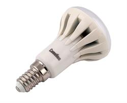 Лампа LED рефлектор 5.5Вт E14(аналог 60Вт) Camelion LED5.5-R50/830/E14 - фото 5725
