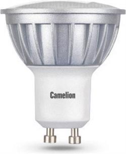 Лампа LED рефлектор 8Вт GU10(аналог 65Вт) Camelion LED8-GU10/830/GU10 - фото 5733