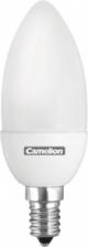 Лампа LED свеча прозрачная 5.5Вт E14(аналог 50Вт) Camelion LED5.5-C35-CL/830/E14 - фото 5761