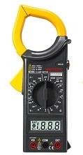 Клещи токовые цифровые M 266F - фото 8125