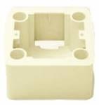 Коробка для наружного монтажа (крем.) Viko Carmen - фото 8240