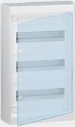 Щиток накладной(прозрач.дверь) IP40 Legrand Nedbox 36(+3) модулей 601248