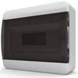Щиток накладной(черн.дверь) IP40 TEKFOR 12 модулей BNK