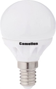 Лампа LED шар 3Вт E14(аналог 30Вт) Camelion LED3-G45/845/E14