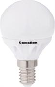 Лампа LED шар 4Вт E14(аналог 40Вт) Camelion LED4-G45/830/E14