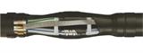 Соединительная кабельная муфта (без болт.соединителей) для кабелей без брони 5ПСТ-1-150/240