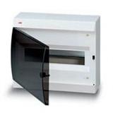 Щиток накладной(черн.дверь) IP41 ABB 12 модулей Unibox