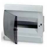 Щиток встраиваемый(черн.дверь) IP41 ABB 12 модулей Unibox