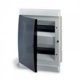 Щиток встраиваемый(черн.дверь) IP41 ABB 24 модулей Unibox