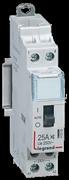Контактор CX3 25А 220В 1Н.О.+1Н.З. ( с рукоят. упр. ) Legrand 412500