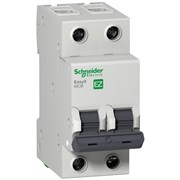 Авт. выкл. 2П 50А Schneider Electric EASY 9